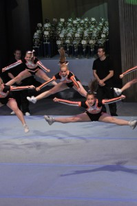 BOTTROP 2012 - CHEER JUNIOR