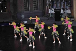 PEEWEES JAZZ DANCE