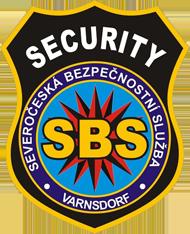 SBS security Severočeská Bezpečnostní Služba